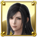 DFFNT Player Icon Tifa Lockhart DFFNT 002