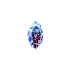 Machina's Memory Crystal.