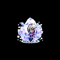 Minfilia's Memory Crystal III.
