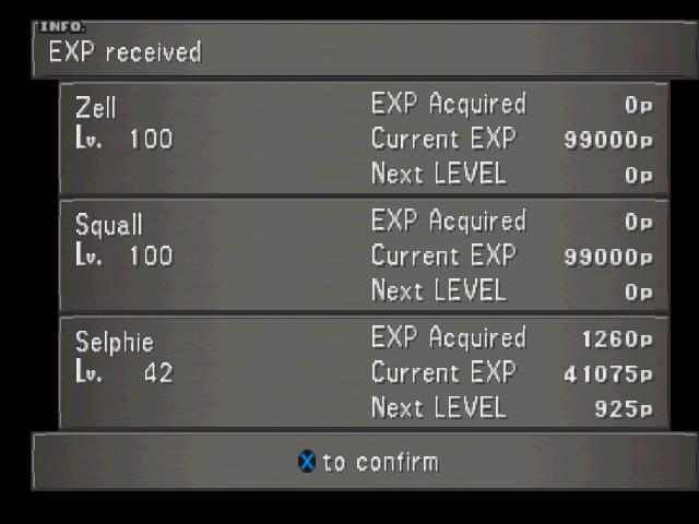 File:FFVIII Level Up Screen.png