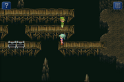 FFVI Zone Eater's Belly inside iOS