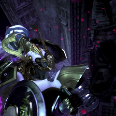 Odin  in <i>Final Fantasy XIII-2</i>.