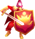 Flame knight ffiv ios
