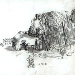 Gongaga village.