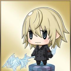 <i>Pictlogica Final Fantasy</i> (<i>Lightning Returns</i>).
