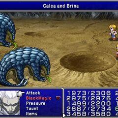 A random encounter (PSP).