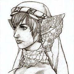 Marelinne, the 10th ruler of San d'Oria.