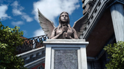 Altissia monument from Iedolas Aldercapt in FFXV