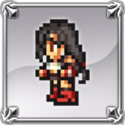 DFFNT Player Icon Tifa Lockhart FFRK 001