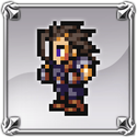 DFFNT Player Icon Zack Fair FFRK 001