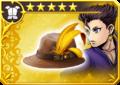 DFFOO Feathered Hat (III)