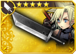 DFFOO Greatsword of an Ethereal Mercenary (VII)