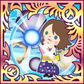 FFAB Grand Summon (Megaflare) - Yuna UR