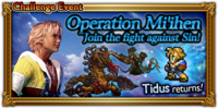 FFRK Operation Miihen Event