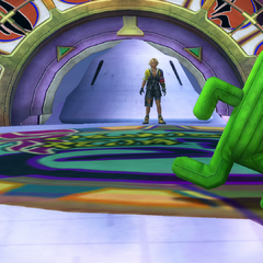 Cactuar minigame in <i>Final Fantasy X</i>.