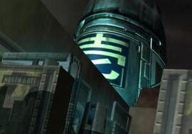 Sector 1 Reactor outside