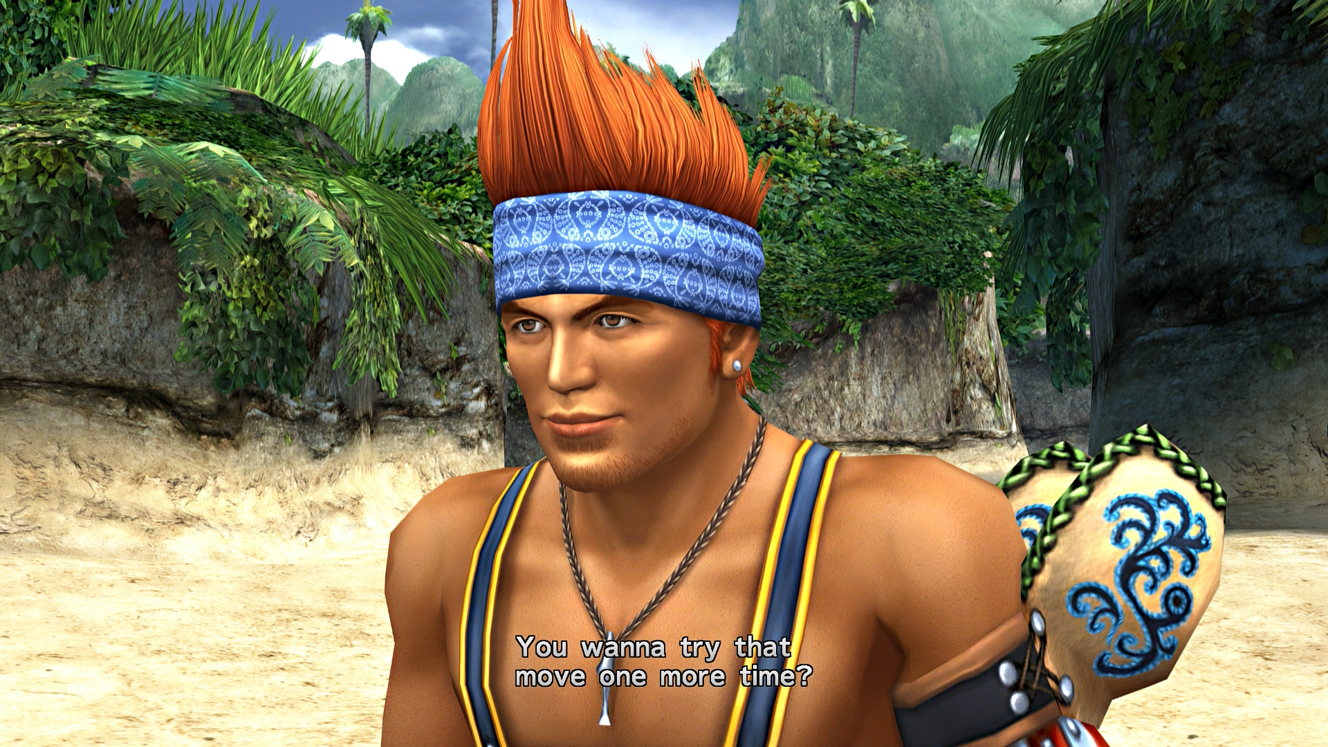 Image result for wakka ffx-2