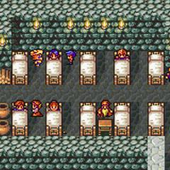 The remaining civilians of Eblan.