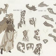 Concept sketches.