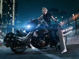 Final Fantasy VII Remake Deluxe Edition Artbook