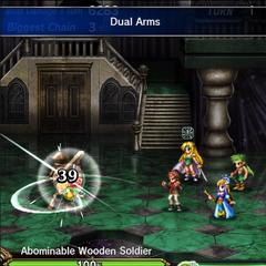 Dual Arms (3★).