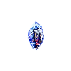 Luneth's Memory Crystal.