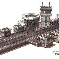Imperial airbase.