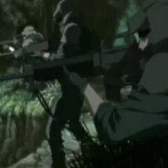 Пехотинцы Шинра в <i>Last Order</i>.