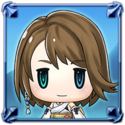DFFNT Player Icon Yuna PFF 001