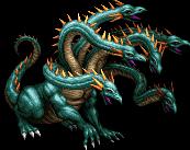 FFBE Hydra Sprite