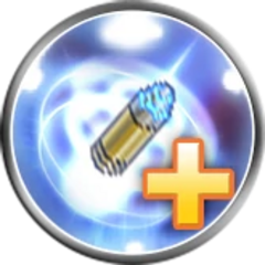 Mustadio's Soul Break icon in <i>Final Fantasy Record Keeper</i>.