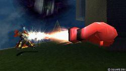 Gilgamesh RocketPunch