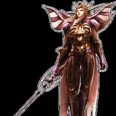 Renderização em CG do Imperador no <i>Dissidia Final Fantasy</i>