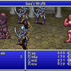 Gaia's Wrath