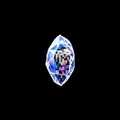 Minfilia's Memory Crystal.