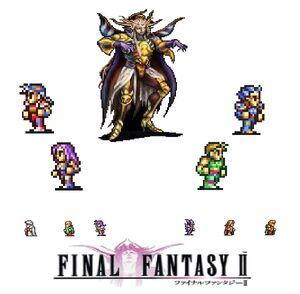 Final Fantasy II Wallpaper