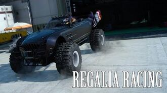 Final Fantasy XV OST Regalia Type-D Races