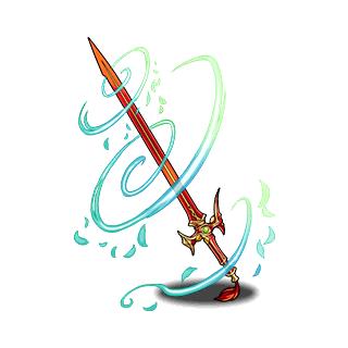 No. 2793 Bartz's Brave Blade.