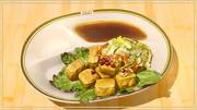 Plump n Pungent Tofu