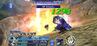 DFFOO Zack HP Attack