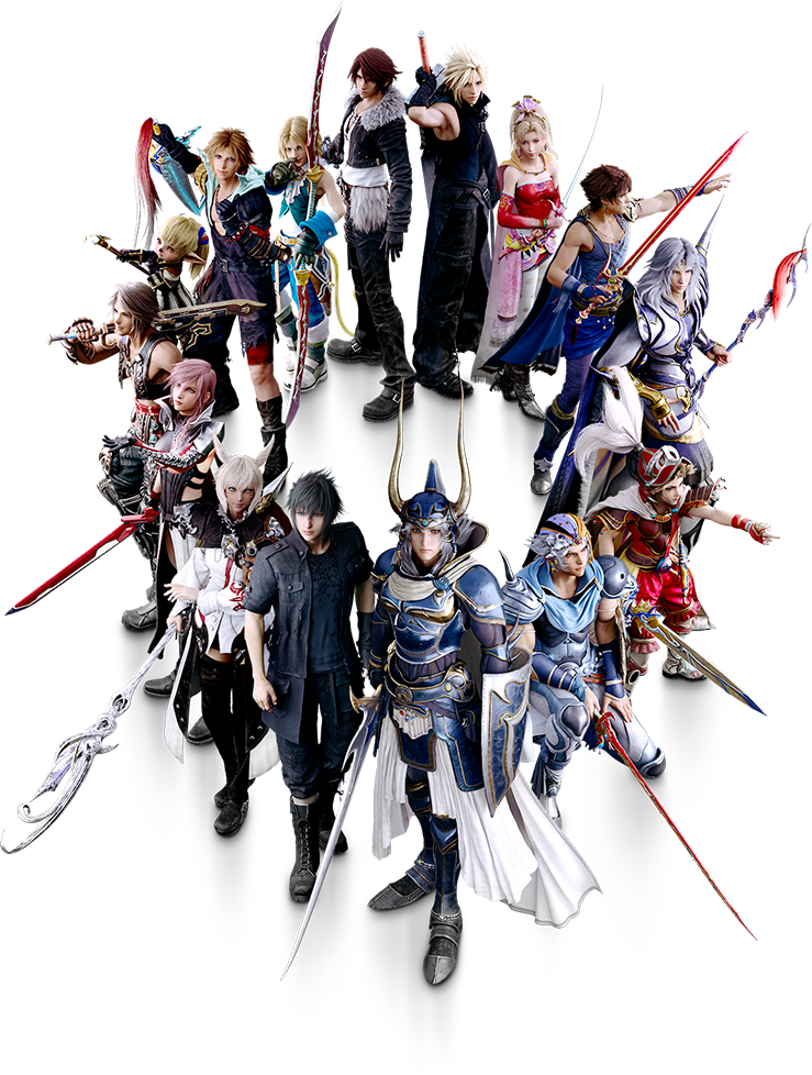 Image result for final fantasy dissidia