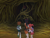 Episode 1 Kazes 1st encounter