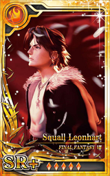 FF8 Squall Leonhart SR+ F Artniks