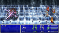 FFIV PSP Dancing Dagger