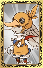 FFTS Chocobo Knight Portrait