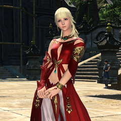 Lyse's <i>Stormblood</i> outfit 2.