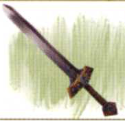 Iron Sword FFIX