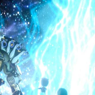 Alexander in <i>Lightning Returns: Final Fantasy XIII</i>.