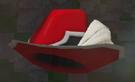 LRFFXIII Red Mage's Chapeau