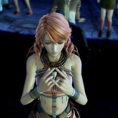 Vanille deseja a segurança de Cocoon aos fogos de artifício.